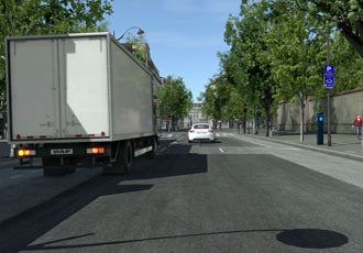 Platform enables training of autonomous vehicles in simulation