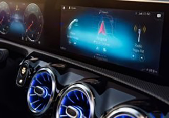 Partnership to develop technology for infotainment system