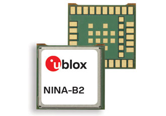 Dual-mode Bluetooth module features strong security for the IIoT