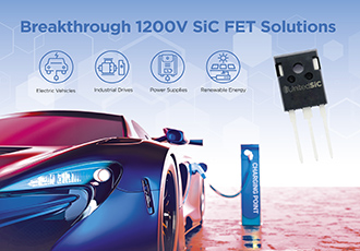 FETs deliver industry's highest-performance upgrade path
