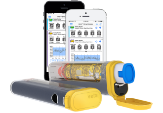 Veta smart case & app for epinephrine auto-injectors