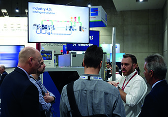 IoT and Industry 4.0 showcased at APEX show