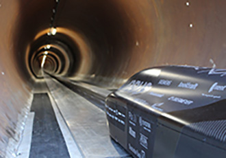 WARR Hyperloop reaches 290mph with Infineon chips