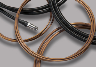Vapor-sealed cables selected for network test lab