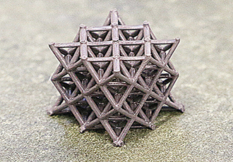 3D printed metamaterials for sound and vibration control