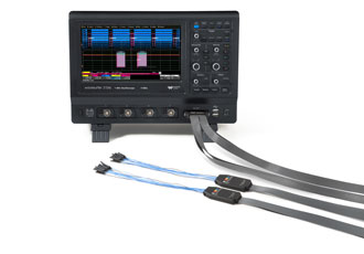 WaveSurfer 3000z oscilloscopes have more software