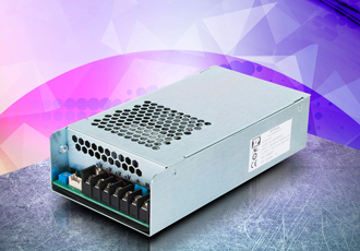 AC/DC power supply provides easy integration to range of applications