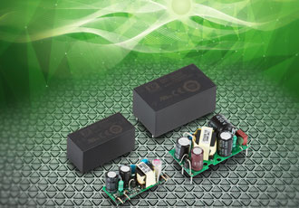Board-mount power supplies designed for IoT applications