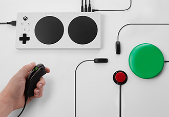 Adaptive Controller for Xbox sets precedent for accessible gaming
