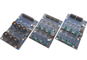 High speed boards designed for automotive development