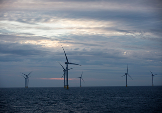 Full power output achieved at offshore wind farm