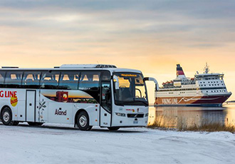 Åland headed towards a cleaner future with renewable diesel