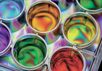Filtration system improves quality of paints and coatings