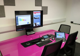 University of Warwick deploys wireless content sharing pods