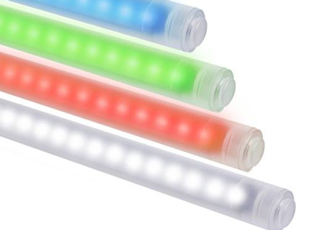 LED strip lights combine illumination and indication