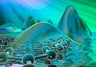Squeezing light into nanoscale devices and circuits