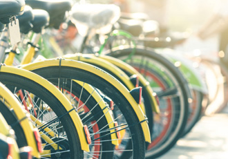 With stationless rental bicycles IoT has conquered our streets