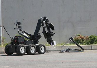 Powering tomorrow's bomb disposal robots