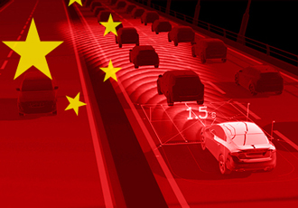 Driverless cars zooming onto China's public roads