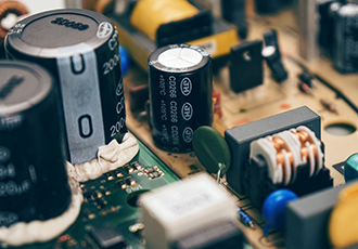 Meeting customer demand despite severe worldwide capacitor shortage