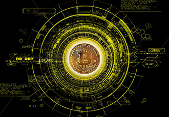 Industrial engineering and cryptocurrency