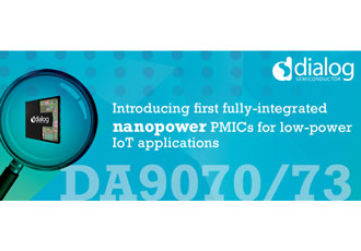 Fully-integrated nanopower PMICs for low power IoT applications