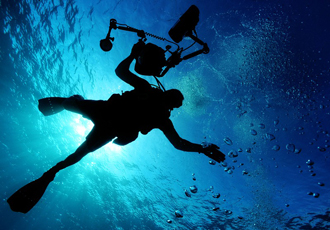 Keeping divers safe with the help of CO2 sensors