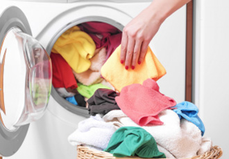Magnetic sensing in clothes dryers