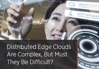 Simplifying the management of distributed edge clouds