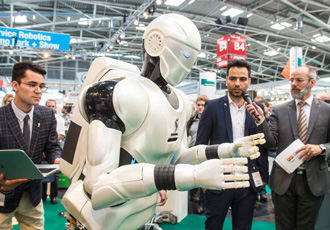 electronica 2018: the electronics of the future