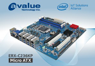 Industrial motherboards for a high performance industrial solution