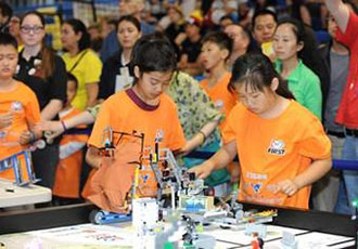 Students invited to FIRST LEGO League tournament