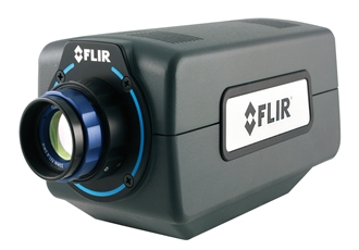 MWIR Camera for Real-time Thermal Analysis