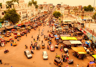 Smart-City project for air pollution monitoring system in India