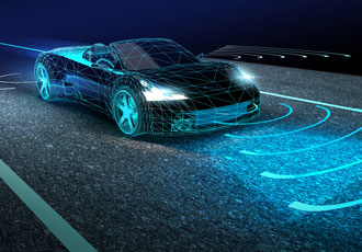Imaging radar to achieve high automotive safety level