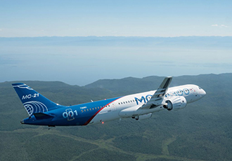 Rostec prepares to sell 75% of component manufacturer for MC-21