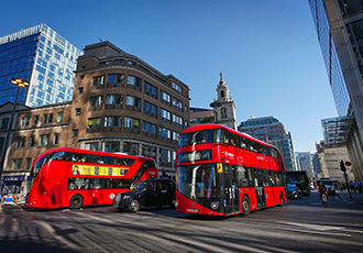 Radical rethink of bus legislation needed for 21st century