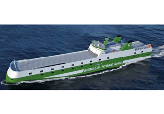 Kongsberg wins contracts for nine hybrid vessels