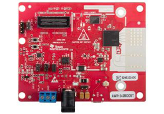 Easy to use Automotive Radar Sensor evaluation board