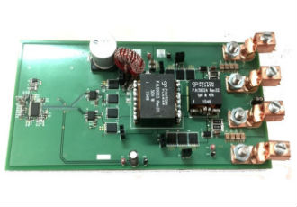 Power reference design comes with 48V battery input