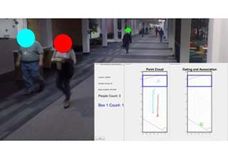 Robotic mapping and navigation using TI's mmWave sensor
