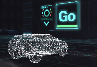 Jumping in the driving seat to transform connected cars