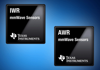 mmWave sensors support frequencies from 76 to 81GHz