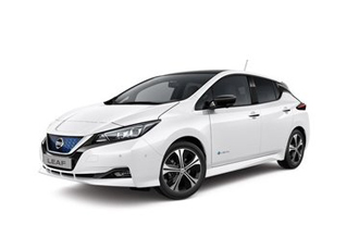 Nissan LEAF charges ahead with five star results in safety tests