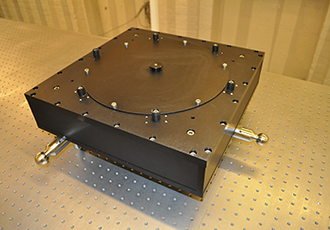 Improving alignment and testing of earth observation satellites