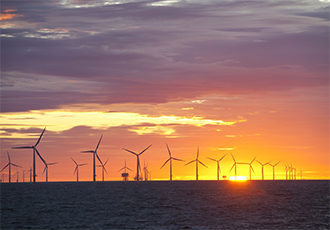 Offshore wind components to be exported to the Netherlands