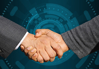Partnership to offer customers robotic process automation services