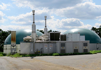 Take over of 2.2MW biogas plant in North Germany