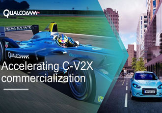 Driving the commercialisation of C-V2X technology