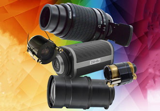Custom lens assemblies from Resolve Optics